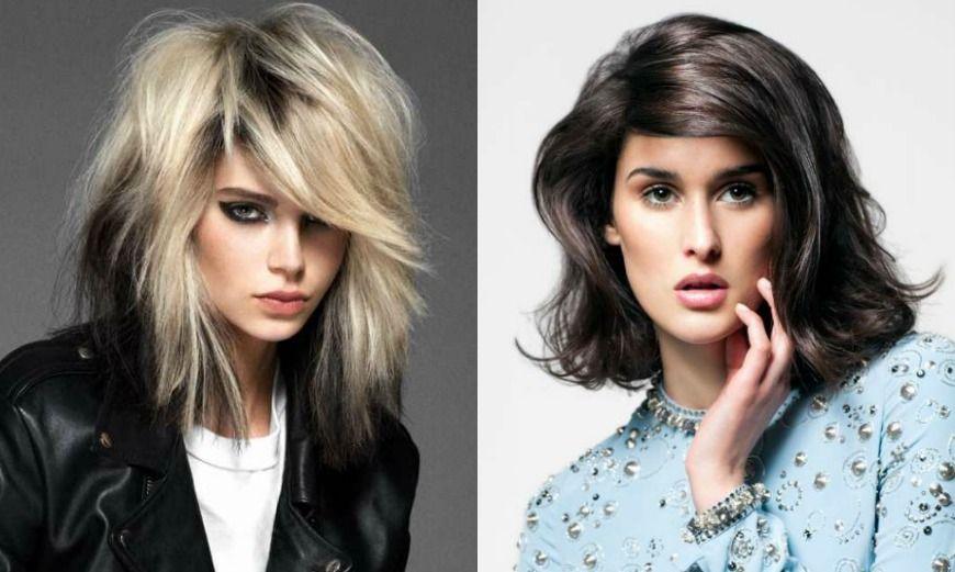 30 Modele De Tunsori Par Mediu La Moda Hairstyle Long Hair