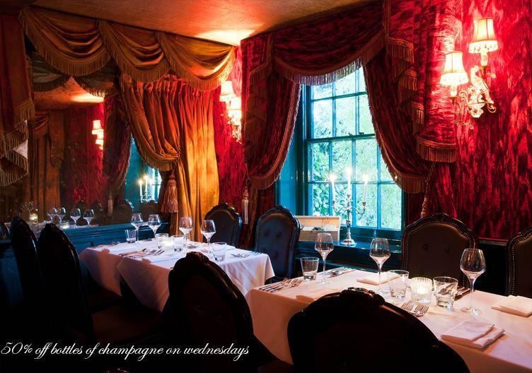 Crazy Bear Group Beaconsfield Restaurants Italian