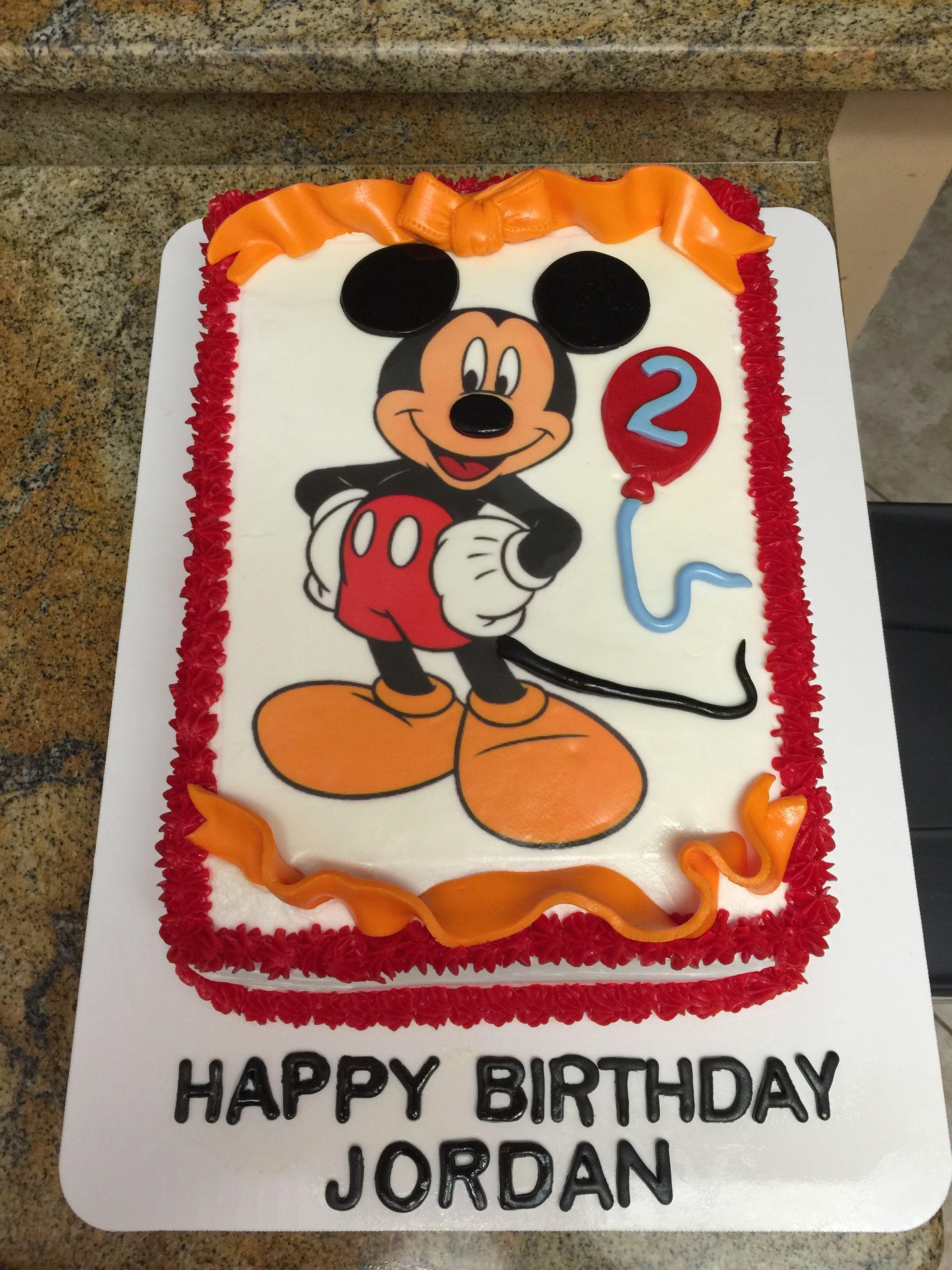 Mickey mouse cake mickey mouse cake mouse cake cake