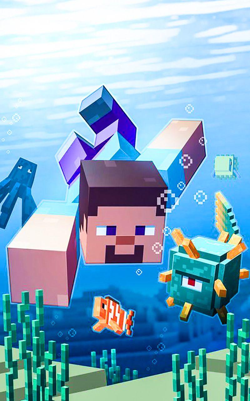 Fond Ecran Minecraft