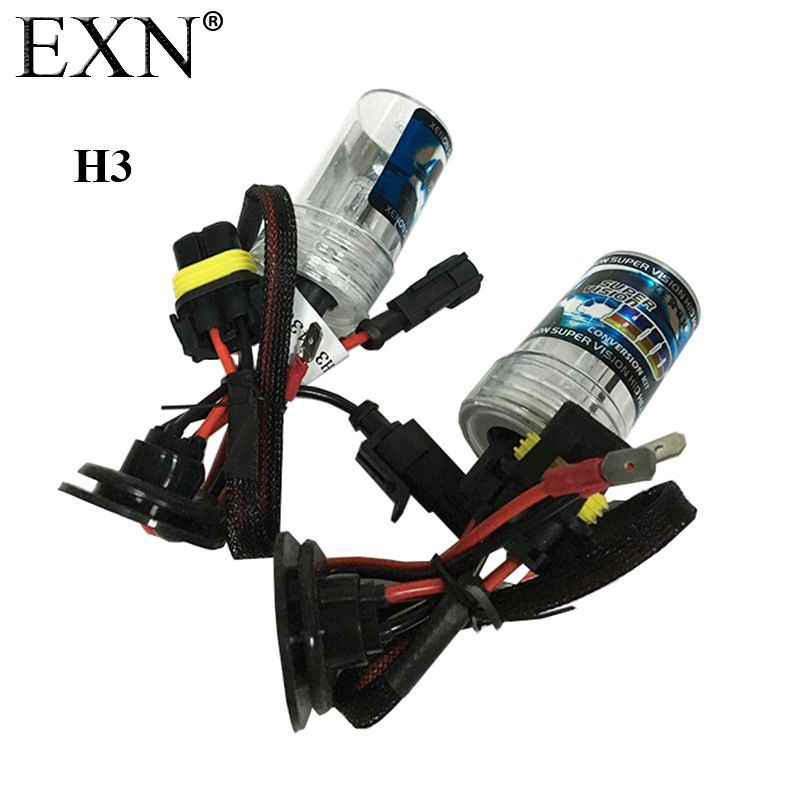 9006 HB4 Replacement x2 A 35W 55W Xenon HID Bulbs Fog Light 6000K Ice White