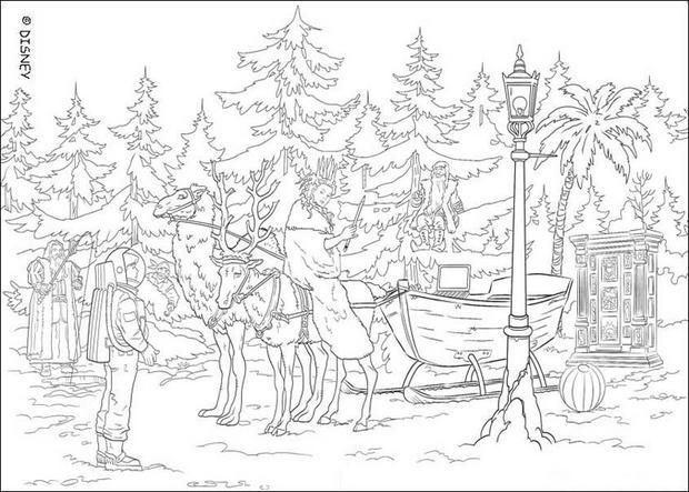 Color Online Witch Coloring Pages Narnia Coloring Pages