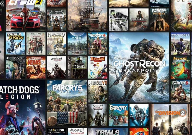 Ubisoft's allyoucanplay 'Uplay+' game subscription