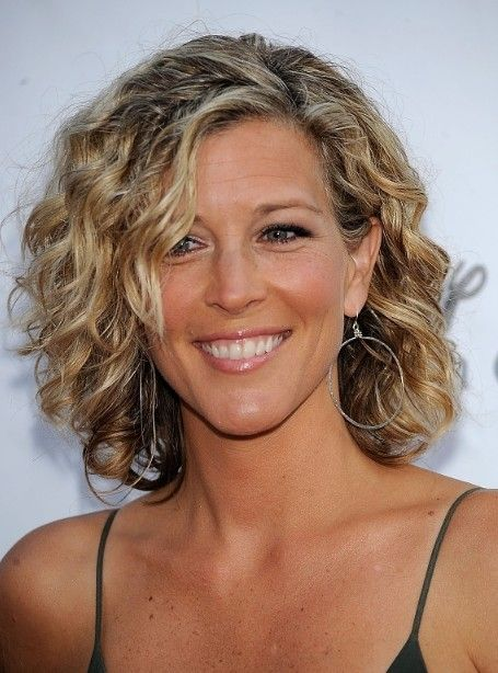 Cute And Curly Style Hair Styles Medium Curly Hair Styles Medium Length Hair Styles