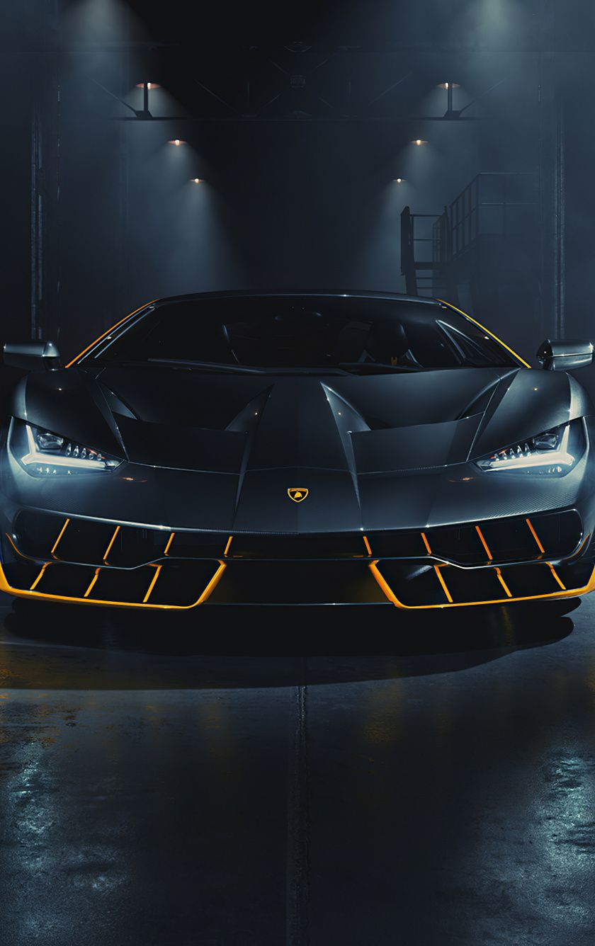 Download Lamborghini Centenario Front View Wallpaper For Screen