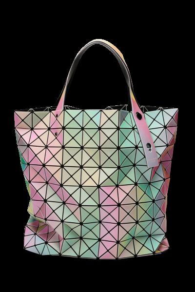 972ebbd72264 BAO BAO ISSEY MIYAKE BILBAO PRISM RAINBOW TOTE bag
