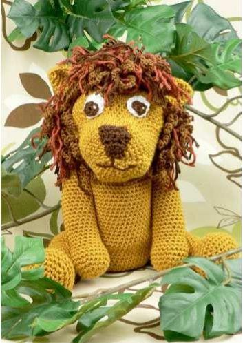 Groovy le lion (crochet ) | Lion | Pinterest | Häkeln