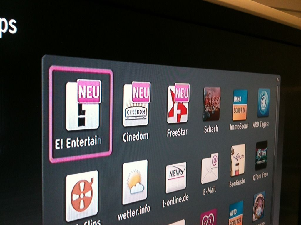 telekom entertain app