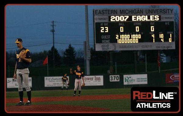Seeing Your Handwork Pay Off Baseball Redline Colorado Sports Performance Training Eastern Michigan University Athlete