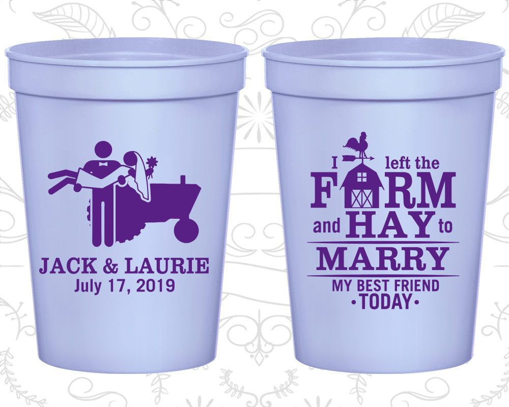 stadium cups personalized cups