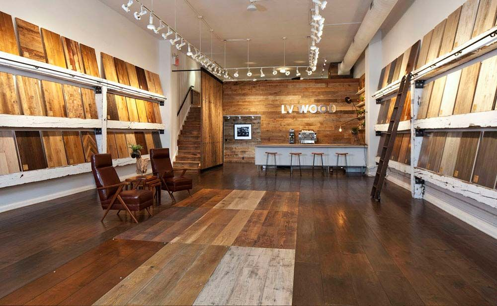 Lv Wood Floors Showroom In Nyc Recherche Google Bch