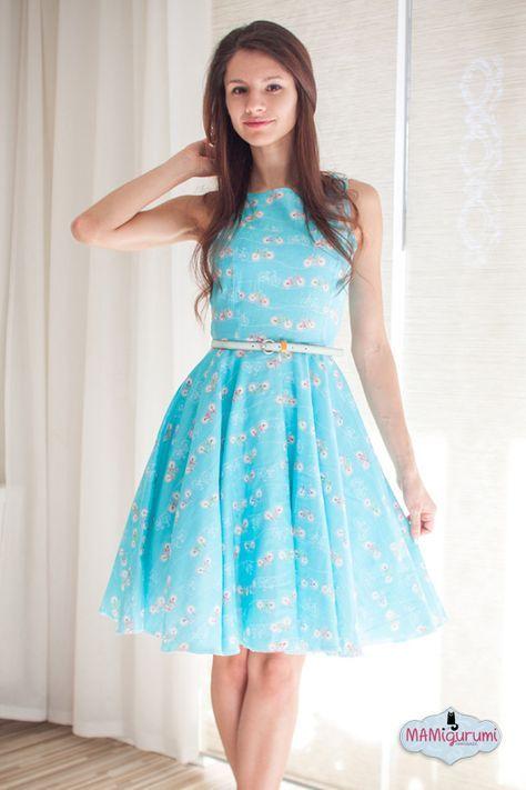Frühlingsträume.. | Diy dress, Sewing clothes and Diy clothing