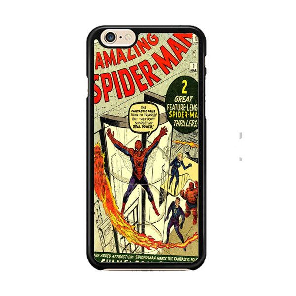 Spiderman Comic IPhone 6| 6 Plus Cases