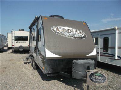 Used 2014 Dutchmen Rv Kodiak 163qbsl Travel Trailer At Mcgeorge S