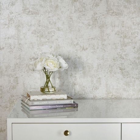 Distressed Gold Leaf 5 5 Yds Wallpaper In 2020 Peel And Stick Wallpaper Removable Wallpaper Wallpaper Roll