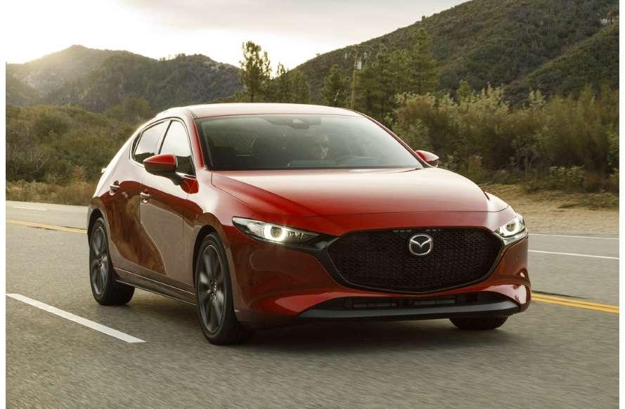 8 2019 Mazda3 Mazda North American Operations Mazda New Engine Mazda 3