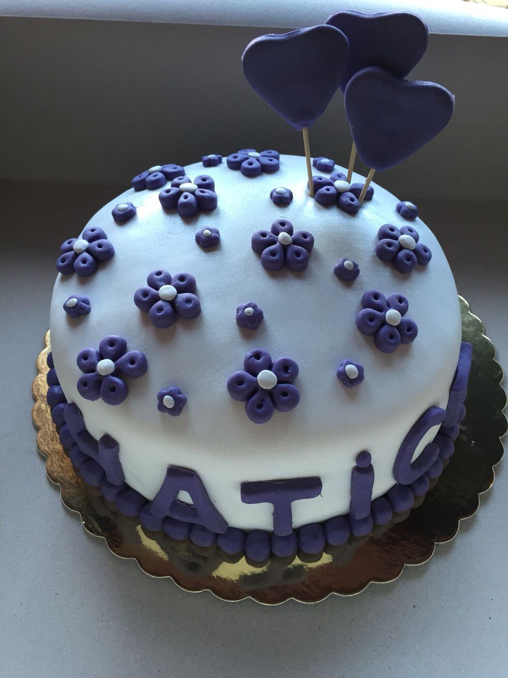 doğum günü pastası.