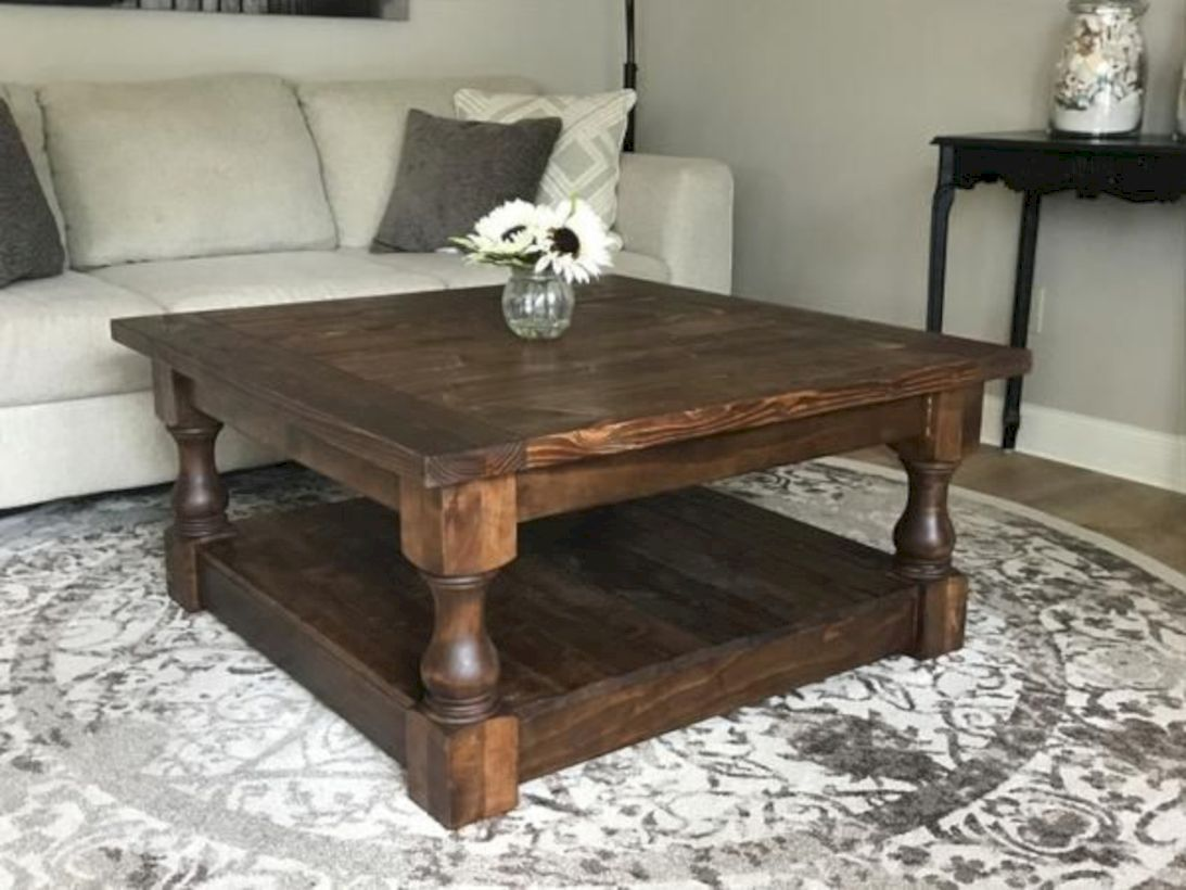 46 fantastic coffee table decor ideas with rustic style