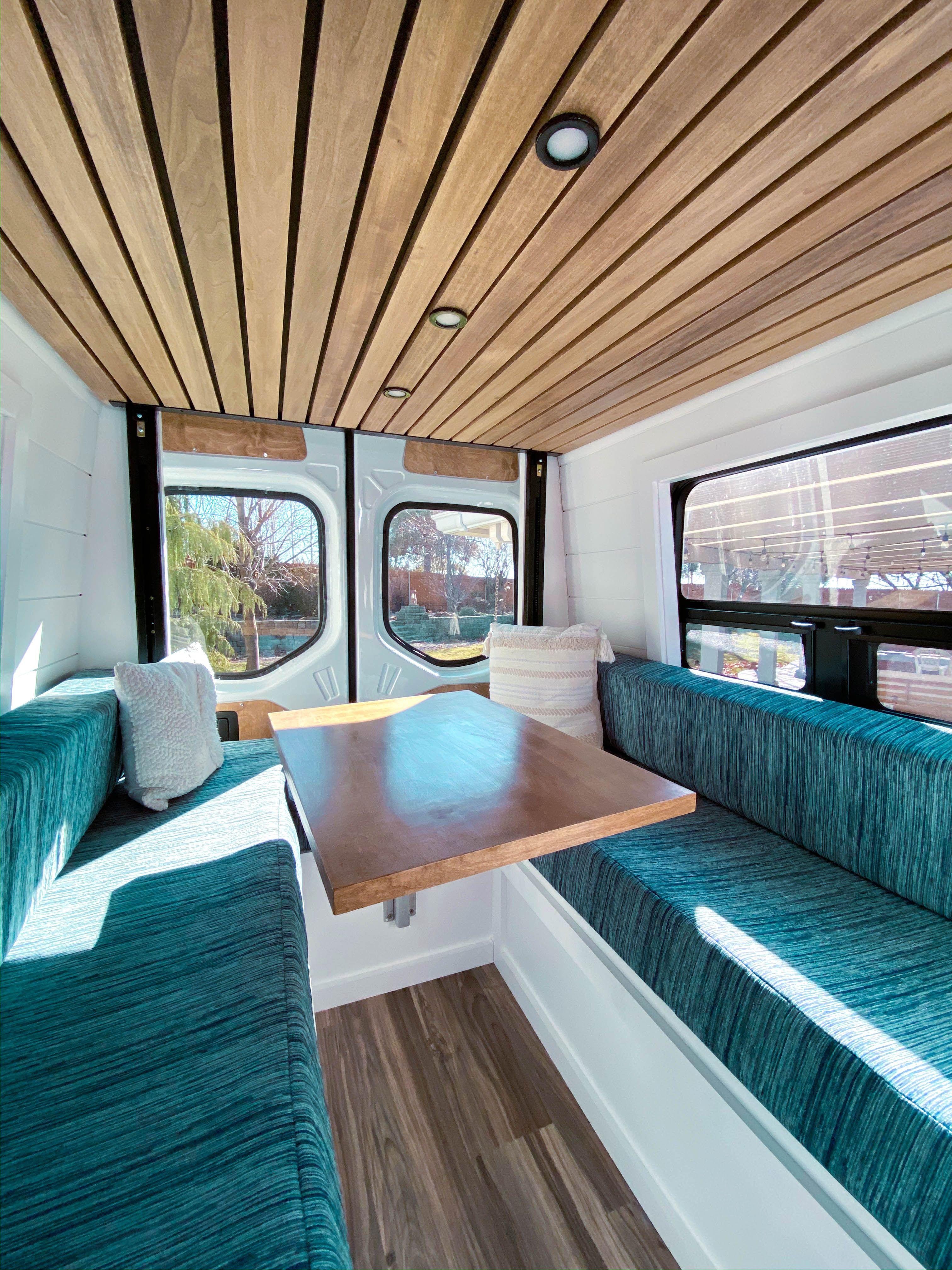 FAMILY VAN TOUR Van home, Sprinter van conversion, House