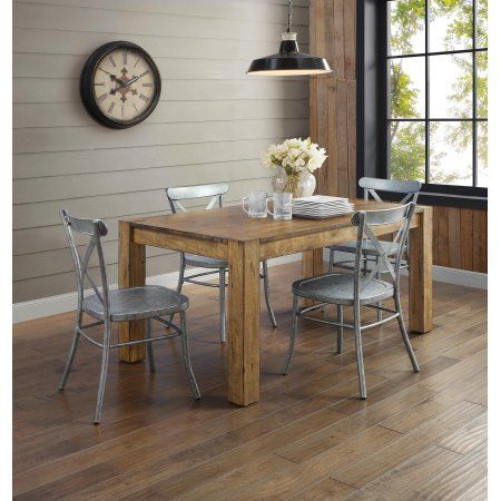 Home Dining Room Table Set Dining Table Rustic Rustic Solid