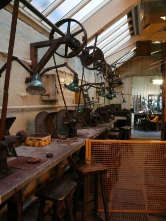Narrowboat Tacet: Jewellery Quarter | The Jewellers Bench ...