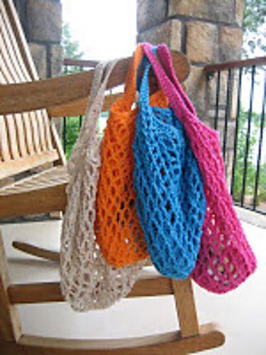 Fatcatcrochets Crochet Grocery Bag Free Pattern Link Just Keep