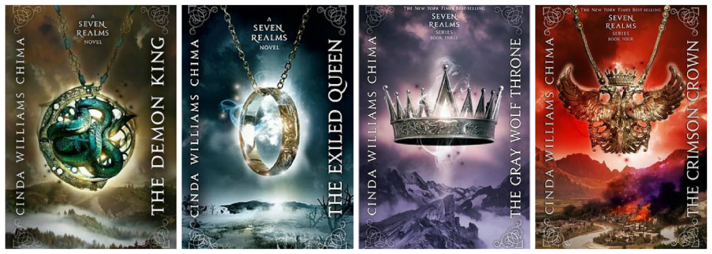 Image result for seven realms series