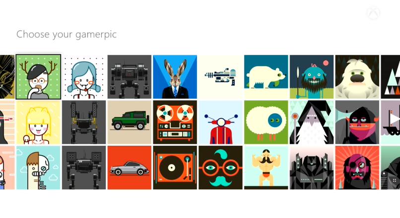 xbox one gamerpics prints and illustrations illustration xbox