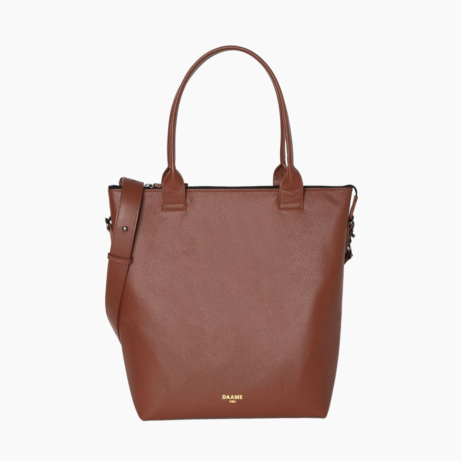 13 laptop tote - Midi no.2 brown   Lightweight, beautiful and useful for work and travel. Made with Italian leather and engineered lining to make life a breeze.