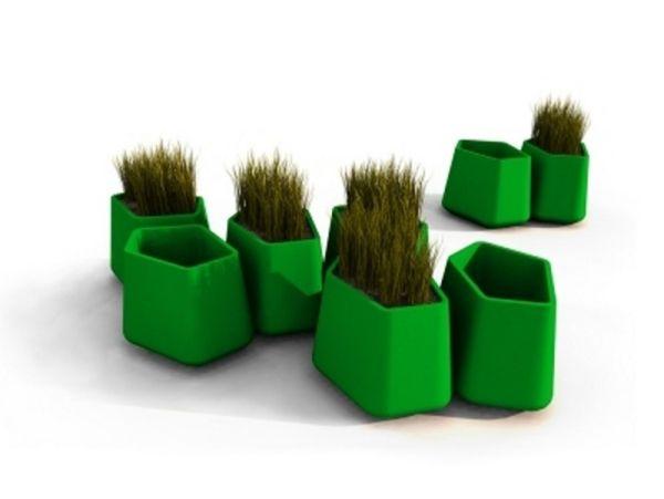 Patio Bereich » Die modernen Pflanzkübel Rock Garden peppen den - zubehor fur den outdoor bereich