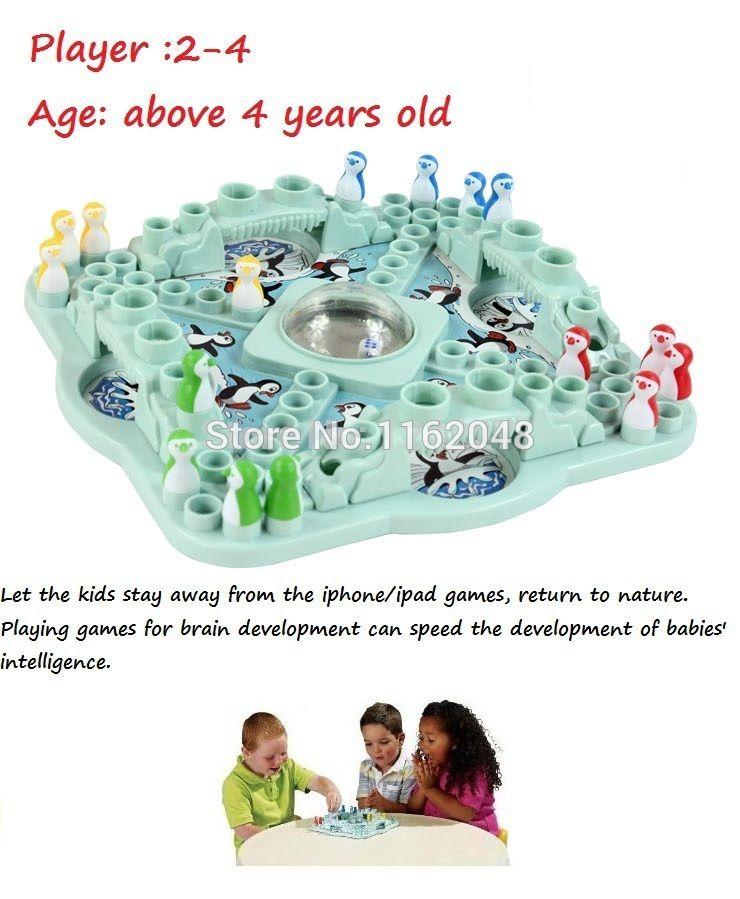 Летающий игра дети головоломки игрушки / пингвины родитель ребенок таблица настольная игра / пингвины партии купить на AliExpress