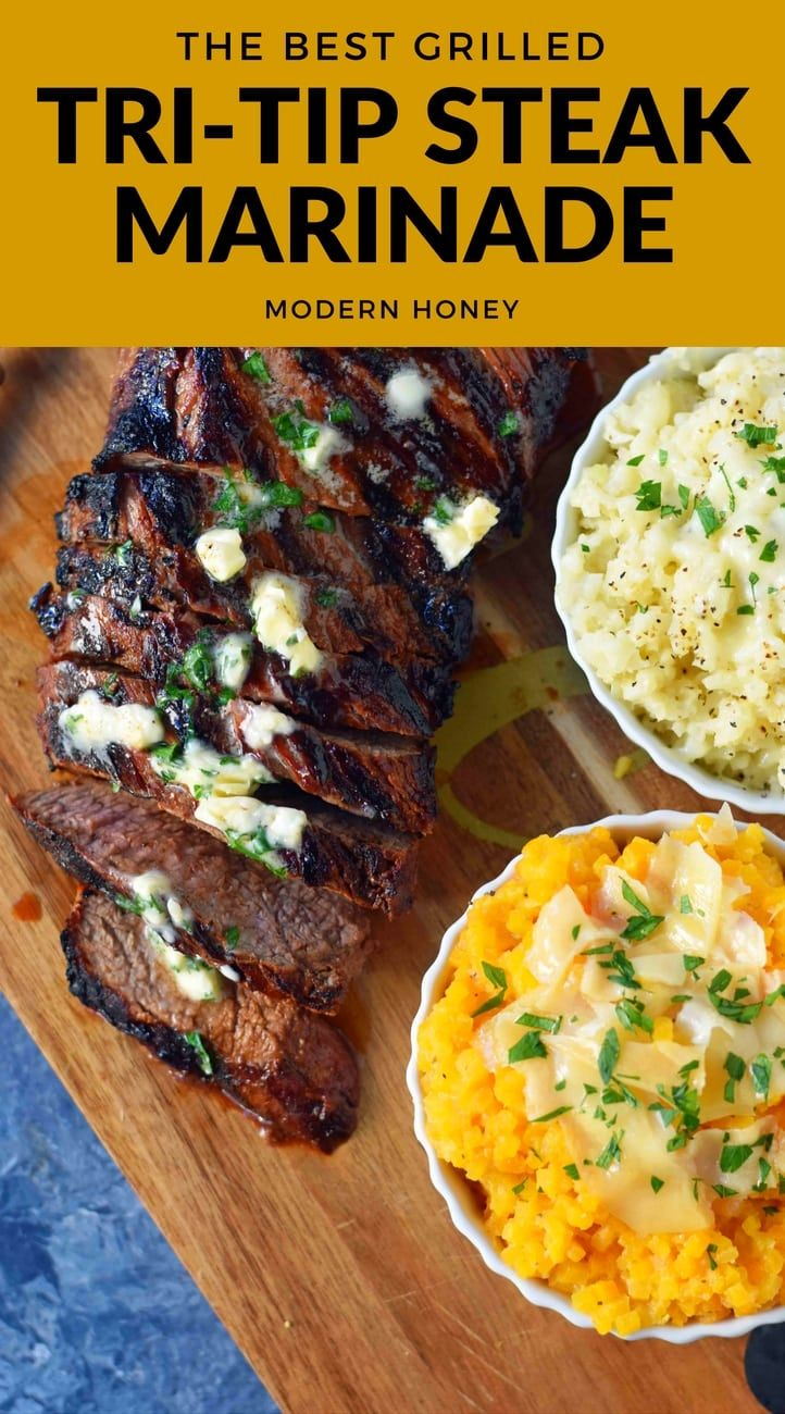 Grilled Tri-Tip Steak Marinade