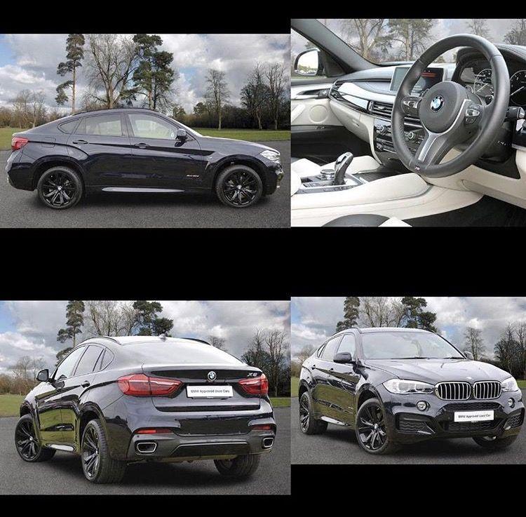 BMW X6 3.0td X Drive 40d MSport 5door £45,990 Includes