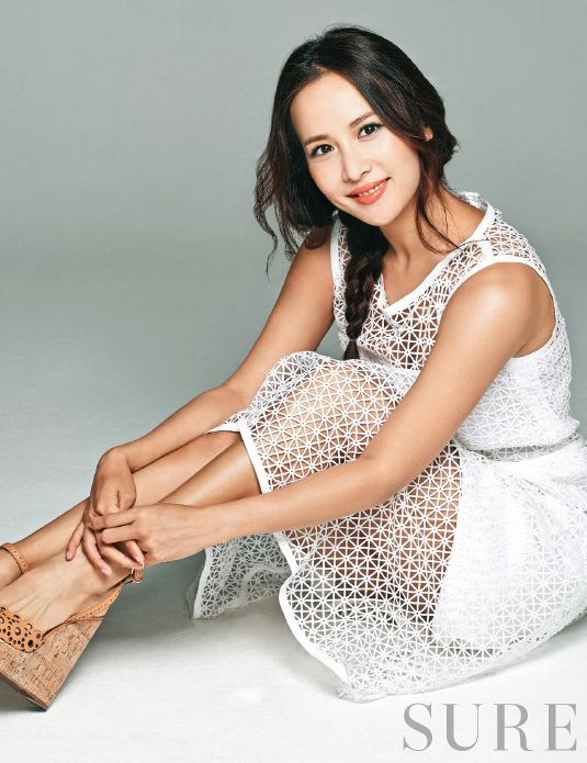 Jo Yeo-jung // Sure Korea // July 2013