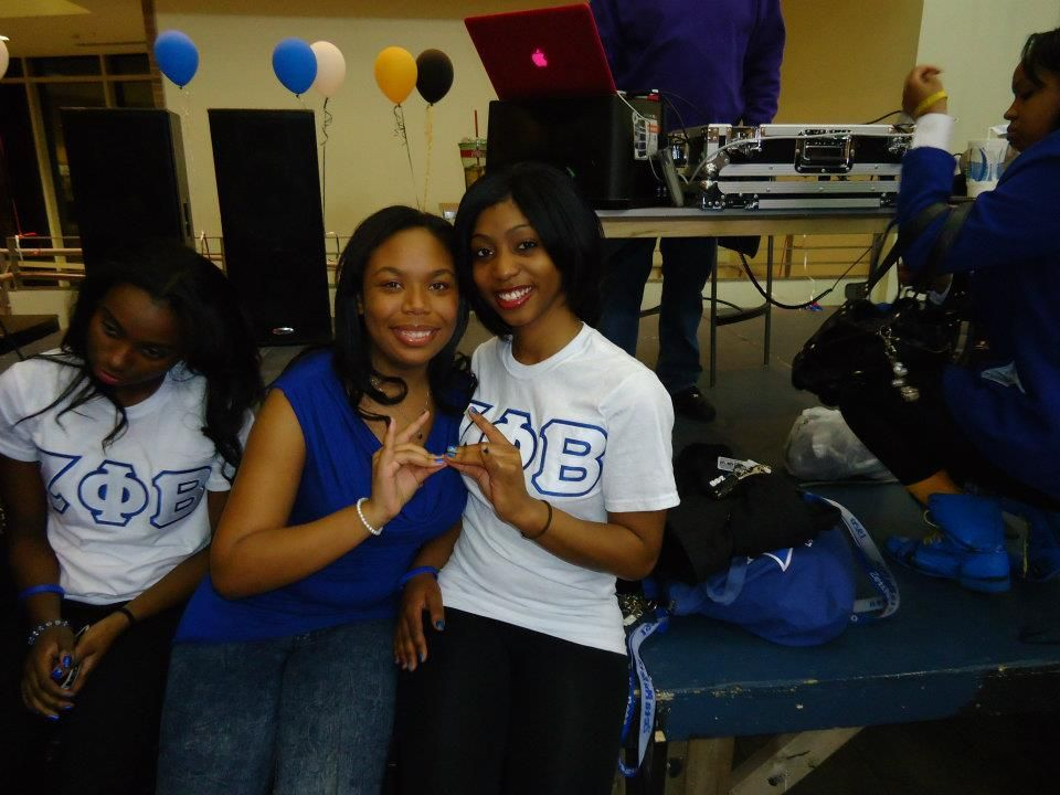 My neophyte and I.