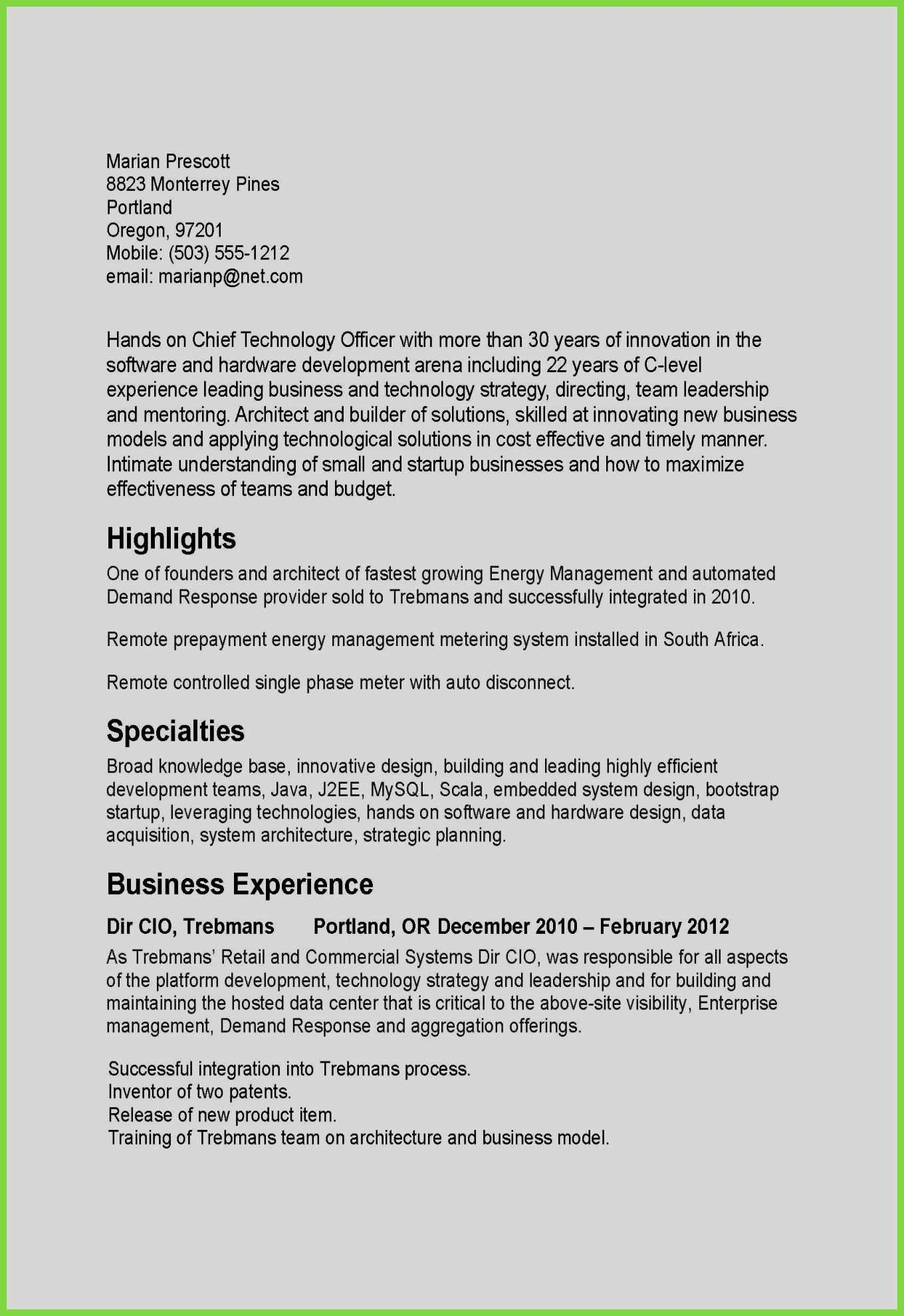 System Engineering Resume Examples Inspirational Cover