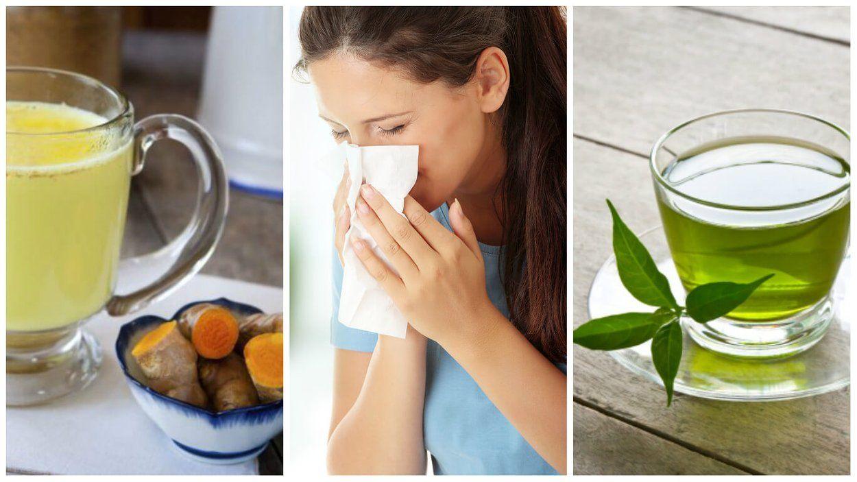 Los 6 Mejores Remedios Caseros Para Combatir Las Alergias Mejor Con Salud Alcohol Allergies Remedies