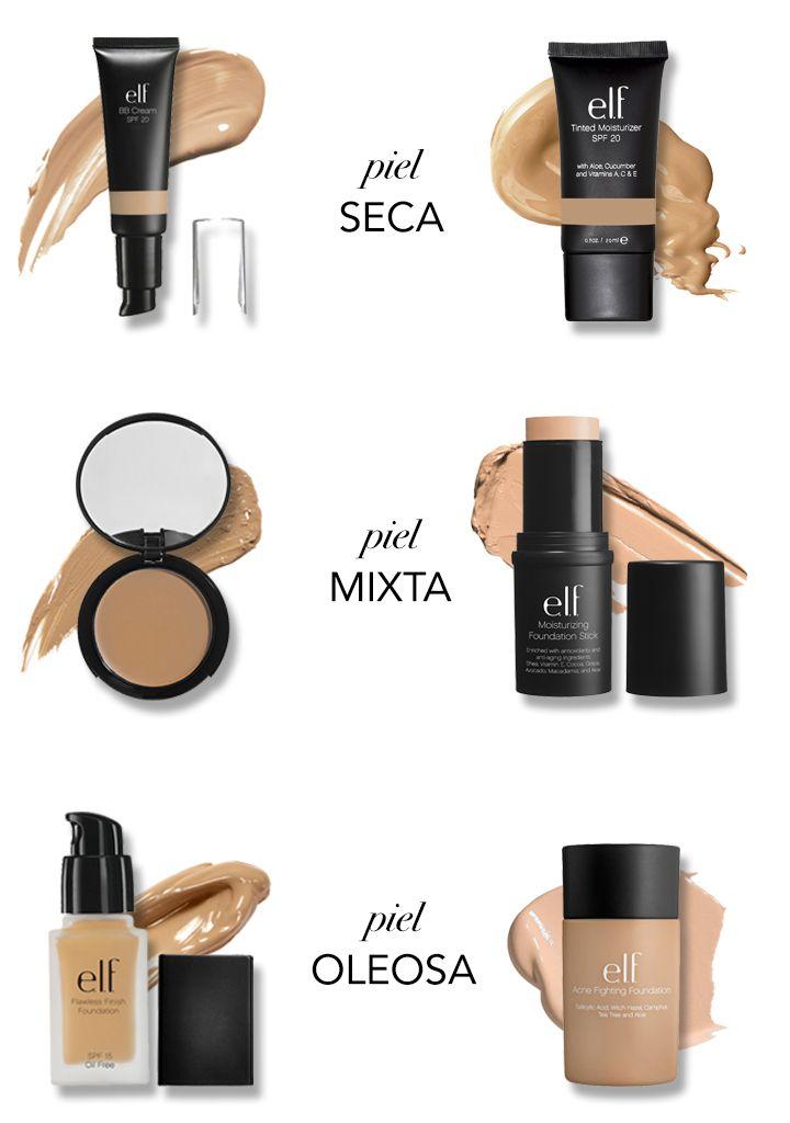 No Sabes Qué Base De Maquillaje Escoger Sólo Debes Conocer Tu Tipo De Piel Base De Maquillaje Para Piel Mixta Base De Maquillaje Maquillaje Para Piel Grasa
