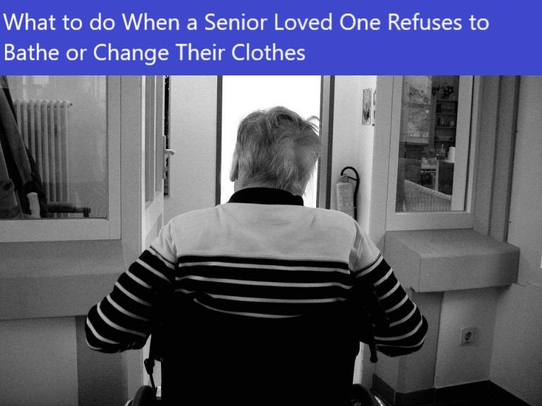 How To Get An Alzheimer Patient To Change Clothes
