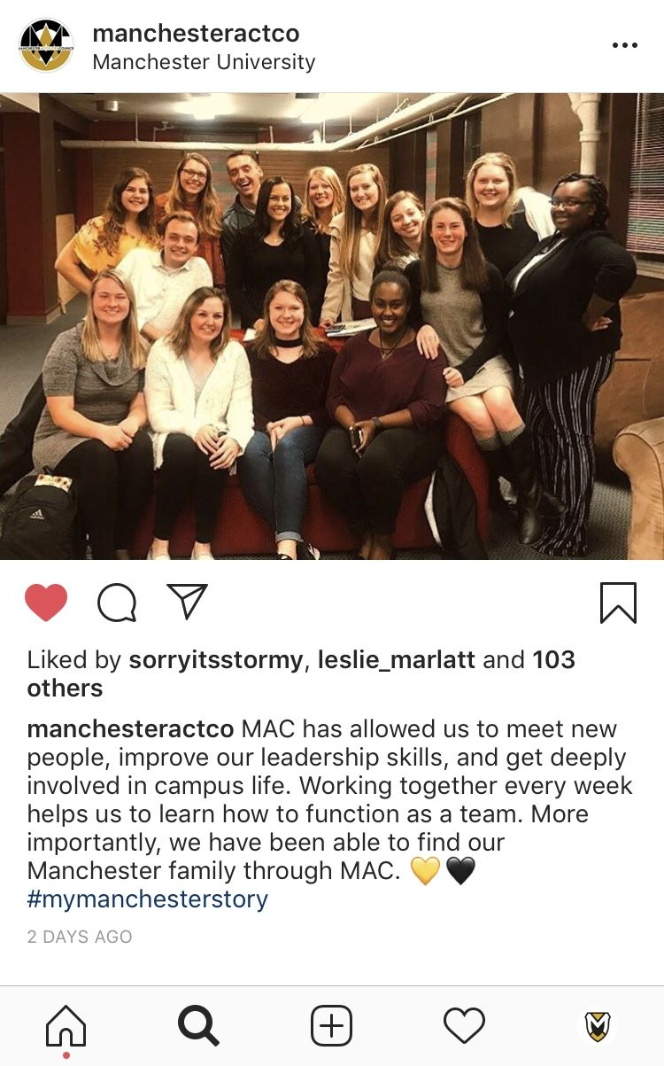 Finding your manchester story with mac leadership skills