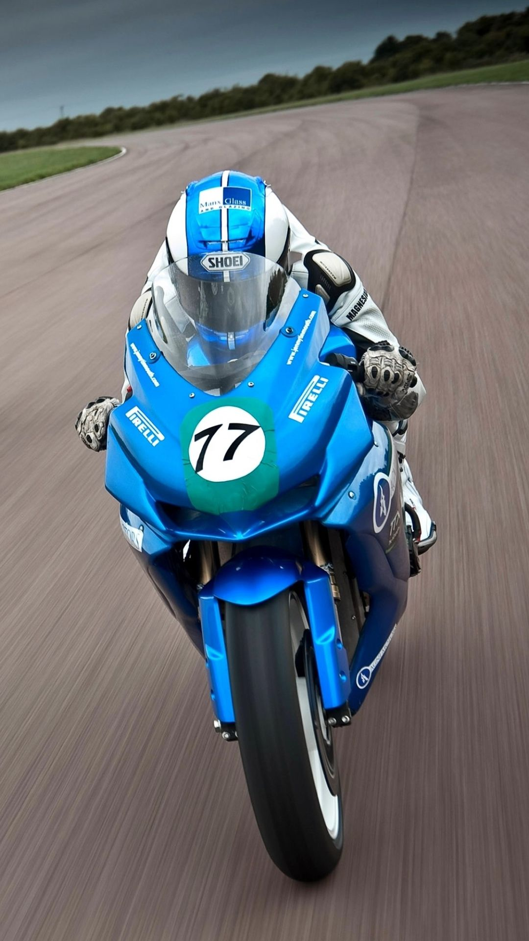 Elegant Speed Moto Race #iPhone #7 #wallpaper