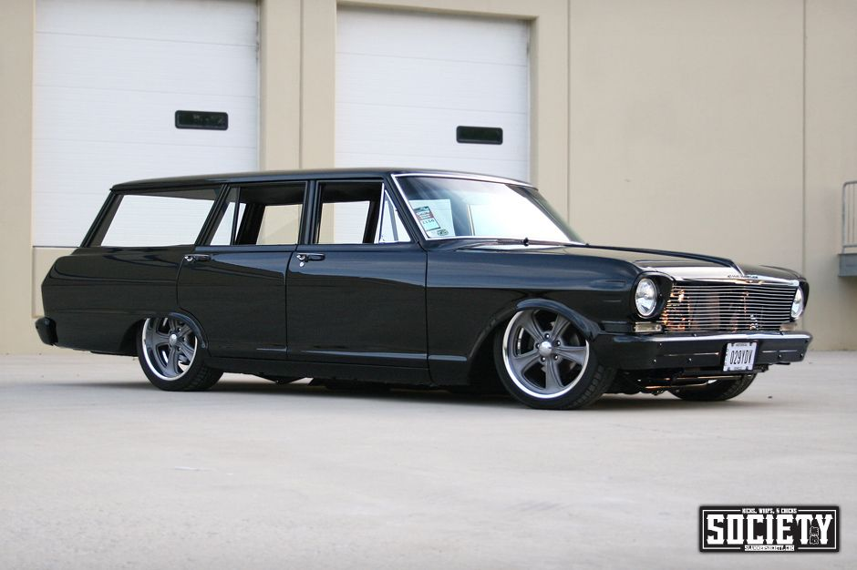 1963 chevy nova wagon black cars pinterest cars. Black Bedroom Furniture Sets. Home Design Ideas