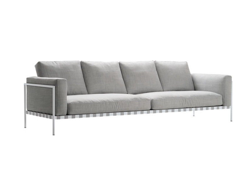 Fabric Sofa With Removable Cover Parco 1034 Parco Collection By Zanotta Design Emaf Progetti In 2020 Fabric Sofa Sofa Sale Upholstered Sofa
