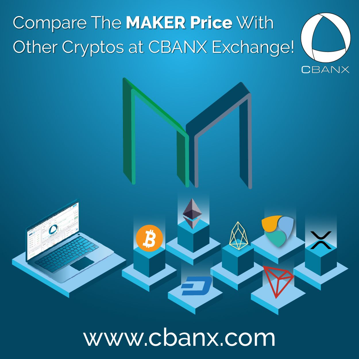 cryptocurrency maker price
