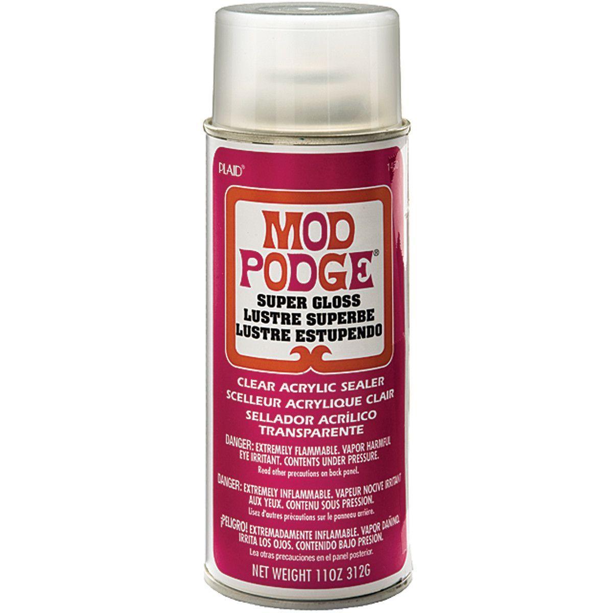 Mod Podge Super High Shine Spray* 11oz