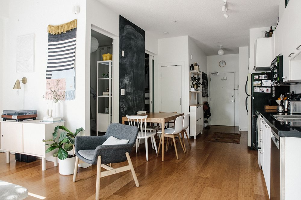 A 600SquareFoot Family Home in Vancouver (With Murphy