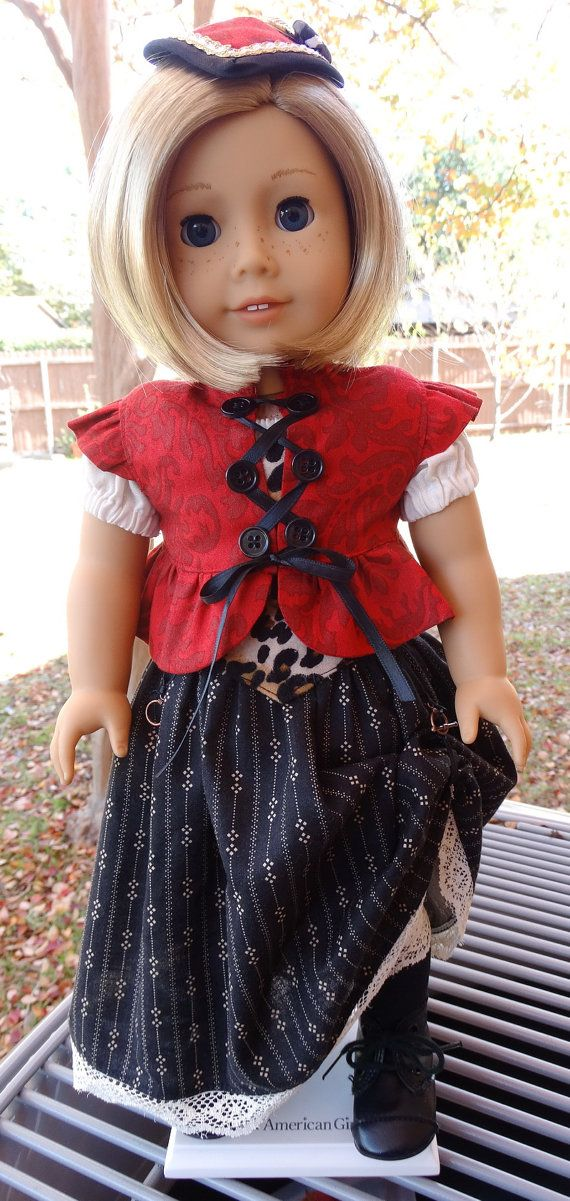 this outfit has been made to fit 18 dolls like american girl madame rh pinterest com