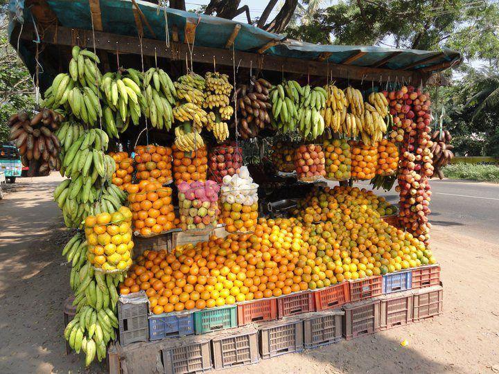 tropical fruit Fruits Pinterest