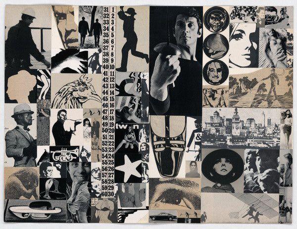 roman cie lewicz collage roman cie lewicz pinterest mus e collages i histoire. Black Bedroom Furniture Sets. Home Design Ideas