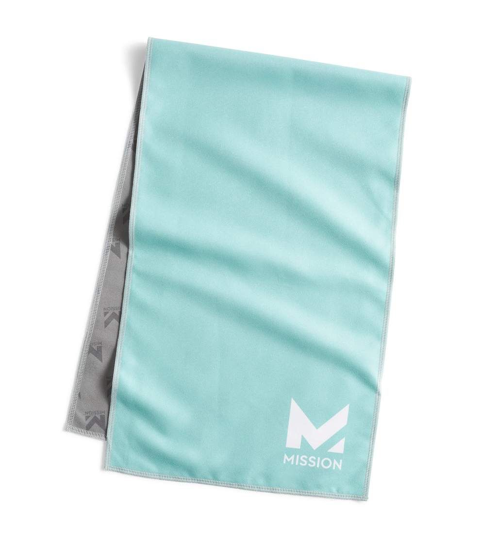 Original Cooling Towel Aqua Sky Towel The Originals Average Body